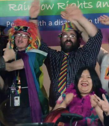 Rainbow Rights Anthem